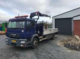 camion grue MAN L89 2004