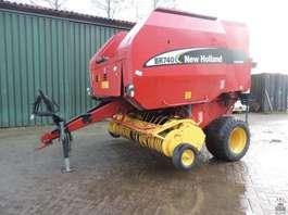 baler New Holland BR740 Cropcutter 2003
