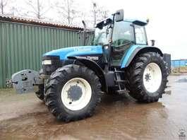 farm tractor New Holland TM 165 2001