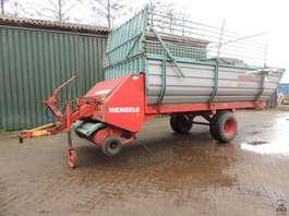 self loading wagon Mengele LW330 Super