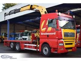 грузовая платформа MAN TGA 26.480, Palfinger PK 32080 B, ADR, Retarder, Euro 4, 6x2, Truckcente... 2007