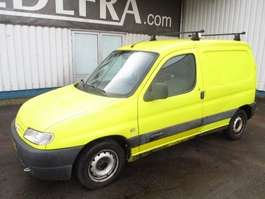 closed box lcv Citroen Berlingo 1.9D 600 2001