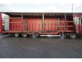 lowloader semi trailer ES-GE 3 SAL - 45- NA - 1 2006