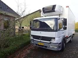 camion refrigerato Mercedes Benz 1318L (970 26) 2006