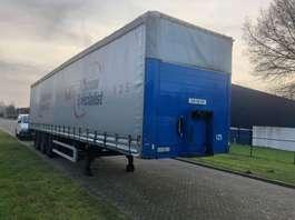 sliding curtain semi trailer Schmitz Cargobull S01 2020
