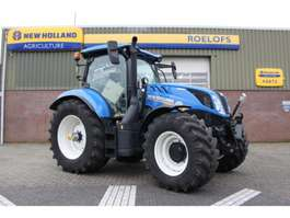 farm tractor New Holland T6.175 Dynamic Command 2018