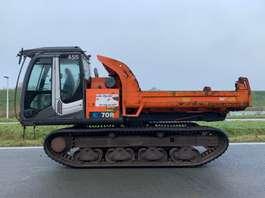 гусеничный грузовой самосвал Hitachi EG 70 R 2008