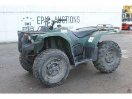 quad Yamaha Grizzly 2012