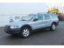 suv car Volvo V70 Cross Country 2.4 T 2001