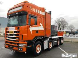 tracteur poids lourd Scania R144 530 Full Steel - Manual - Retarder - Topline 2000