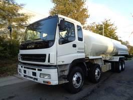 tank truck Isuzu CYH51W 8X4 2007