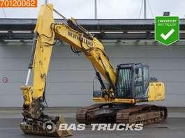 crawler excavator New Holland E215C Nice and clean track excavator 2013