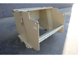 Outra peça para camião Metso MM0588623 Funnel
