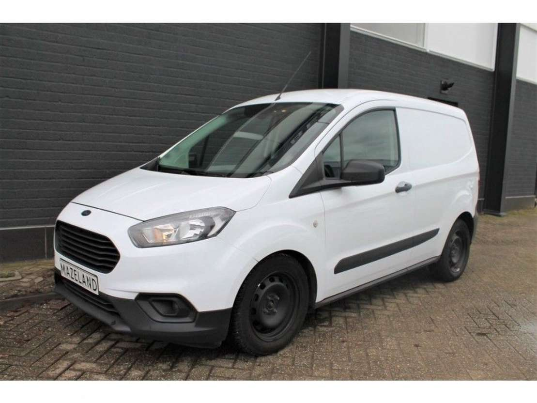 closed lcv Ford Transit Courier 1.5 TDCI - Airco - Navi - PDC - € 7.750,- Ex. 2018