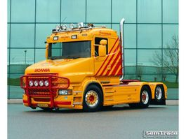 cab over engine Scania R 560 A 6X2 TORPEDO / HAUBER LOW ROOF SHOW TRUCK 2012