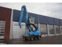 другая строительная машина Terex Fuchs MHL 340 Hydraulische hefcabine 2012