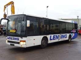 Stadtbus Setra S315 NF Passenger Bus 50 Seats Airco Mercedes Engine Good Condition 1999