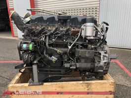 Engine truck part DAF XF 105.510 Paccar Motor 2006