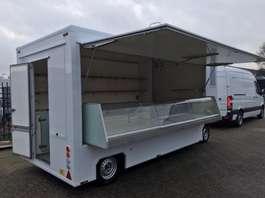 shop trailer lcv ** BK Verkoopwagen met koeling oa voor Kaas en zuivel 2010