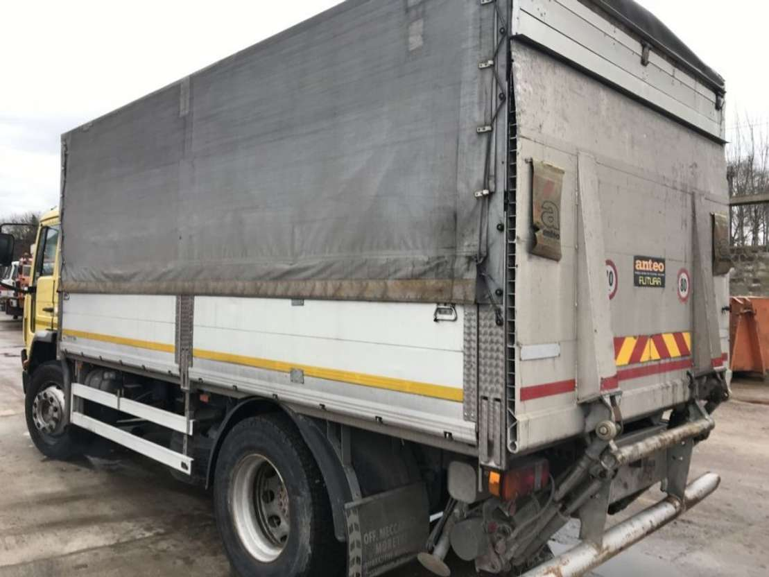 tilt truck Volvo FL618 **10BOLTS-10BOULONS** 2001