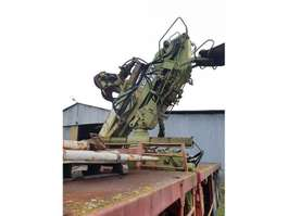 grapple attachment Loglift FMZ + AUX DEUTZ 6 CIL 1991