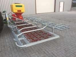 erpice Vorateck Wiesenschleppe mit Striegel und Nachsaateinrichtung 6m Sähmaschine 2020