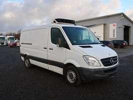 camión frigorífico Mercedes Benz 313 CDI Sprinter Tiefkühl Carrier XARIOS 350 2012