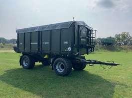 camião basculante com rodas Brantner 18 to 3 -Seitenkipper Brantner Z 18051 G Multiplex Vorfühfahrzeug 2019