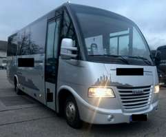 city bus Iveco Rapido 70C21 ( 30 SchlafSitze, 317.000 Km ) 2013