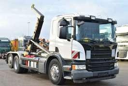 roro tractor unit Scania P360 Euro5 6x2 Meiller RK20.65 Lift/lenk