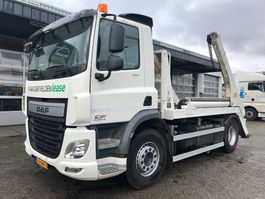 container truck DAF CF 370 FA 4x2 EURO6 2016