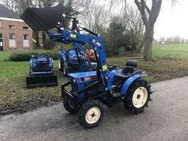 сельскохозяйственный трактор Iseki Tx155 met frontlader