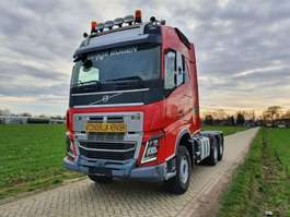 tracteur poids lourd Volvo FH16 650 2016