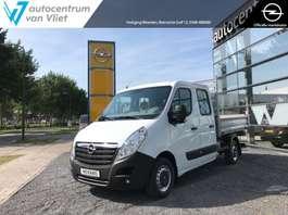 платформа ЛКТ Opel Movano JPM Open laadbak Kipper Dubbele Cabine 145Pk.  *NIEUW*KIPPER*OPEN... 2020