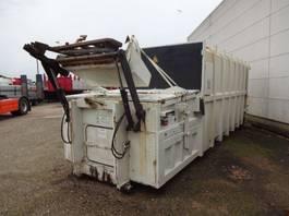 contenedor compactador AJK 26 M3 1993
