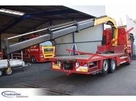 Стрела крана запчасть для грузовика Palfinger PK 32080 B PK 32080 B 2007