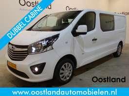 закрытый ЛКТ Opel Vivaro 1.6 CDTI 120 PK L2H1 DC Dubbel Cabine Sport / Airco / Cruise Cont... 2015