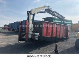 roro tractor unit Palfinger PK15500/+Container/+Spinne/Greifer 2009