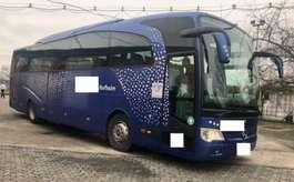 autobus touristique Mercedes Benz O580 Travego RHD ( 590.000 Km, Euro 4 ) 2007