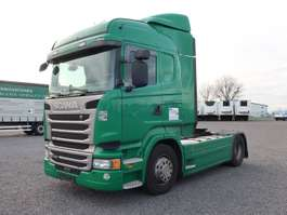 cab over engine Scania R 410 Highline Retarder Vollspoiler 2014