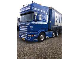 conventional - torpedo cab Scania Scania R520 Full air suspension Pto Hydralic 2014