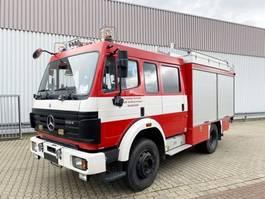 ambulance lcv Mercedes Benz LK 1224 AF 4x4 LK 1224 AF 4x4 Doka, LF16/12 NSW 1995