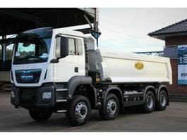 tipper truck > 7.5 t MAN TGS 41.420 8x8/ Meiller Kipper / EURO 6 2019
