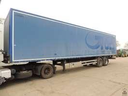 closed box trailer Van Hool 2B0035 2003