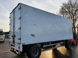 closed box trailer Jumbo MV 200.5 2004