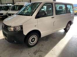 minivan - passenger coach car Volkswagen KOMBI 9 persoons airco 2013