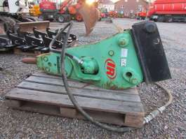 crusher and hammer attachment Montabert BRH 270