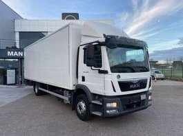camião de caixa fechada MAN TGM 15.290 4x2 BL 2017