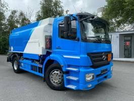 camion autocisterna Mercedes Benz Axor 1829 Euro5 Tankwagen 14000 ltr. A1/A3
