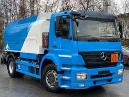 cisternové vozidlo Mercedes Benz Axor 1829 Euro5 Tankwagen 14000 ltr. A1/A3